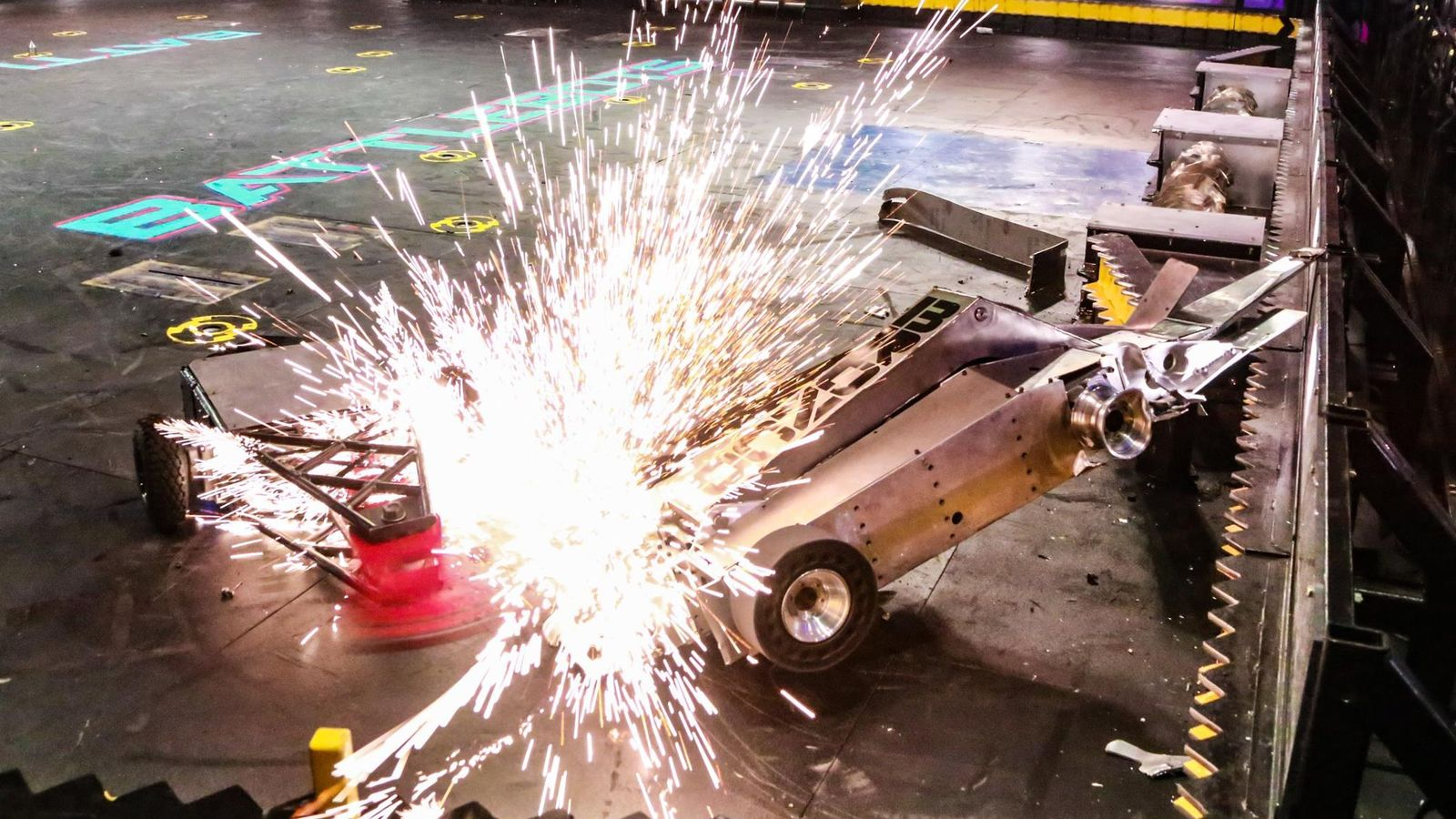 battlebots season 2 announce